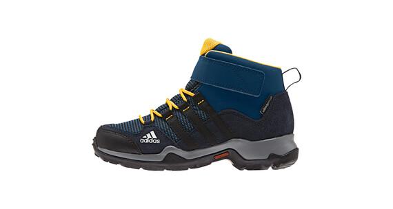 adidas Brushwood Mid CF CP Shoes Kids techsteelf16/coreblack/collegiatenavy